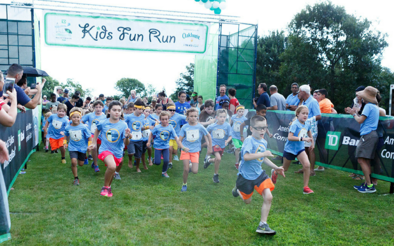 Beach to Beacon 2018 Kids' Fun Run