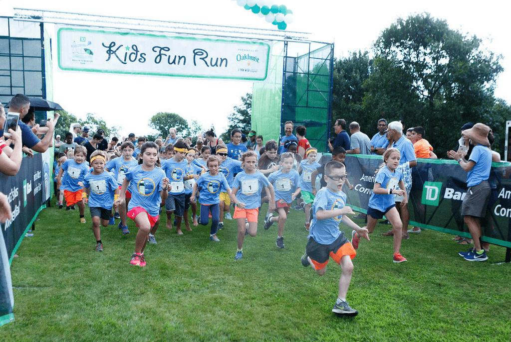 Kids Fun Run ft