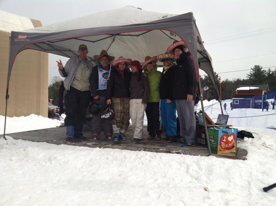 WinterKids Downhill24 2015 Mount Abram082
