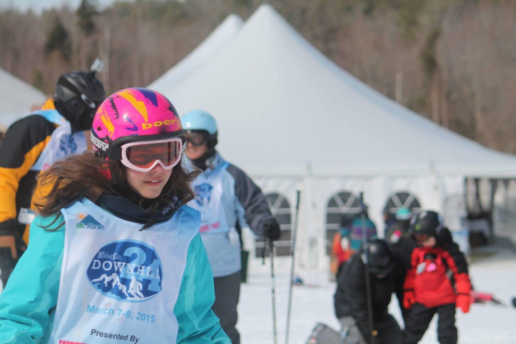 WinterKids Downhill24 2015 Mount Abram157