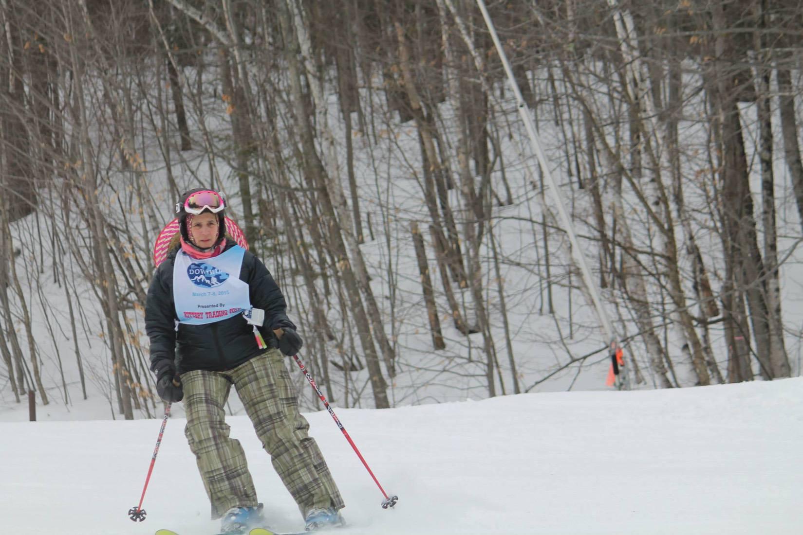 WinterKids Downhill24 2015 Mount Abram210