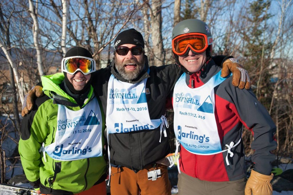 4th Annual WinterKids Downhill24 (2016) at Sugarloaf Mountain