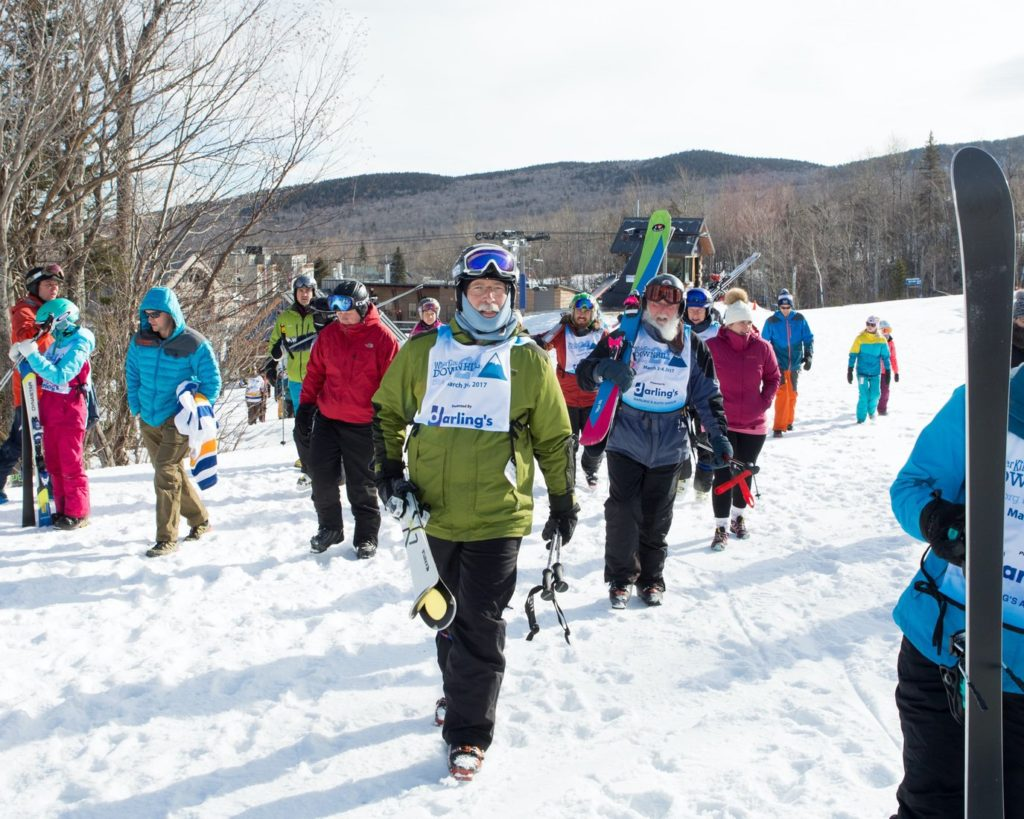 5th Annual WinterKids Downhill24 (2017) at Sugarloaf Mountain