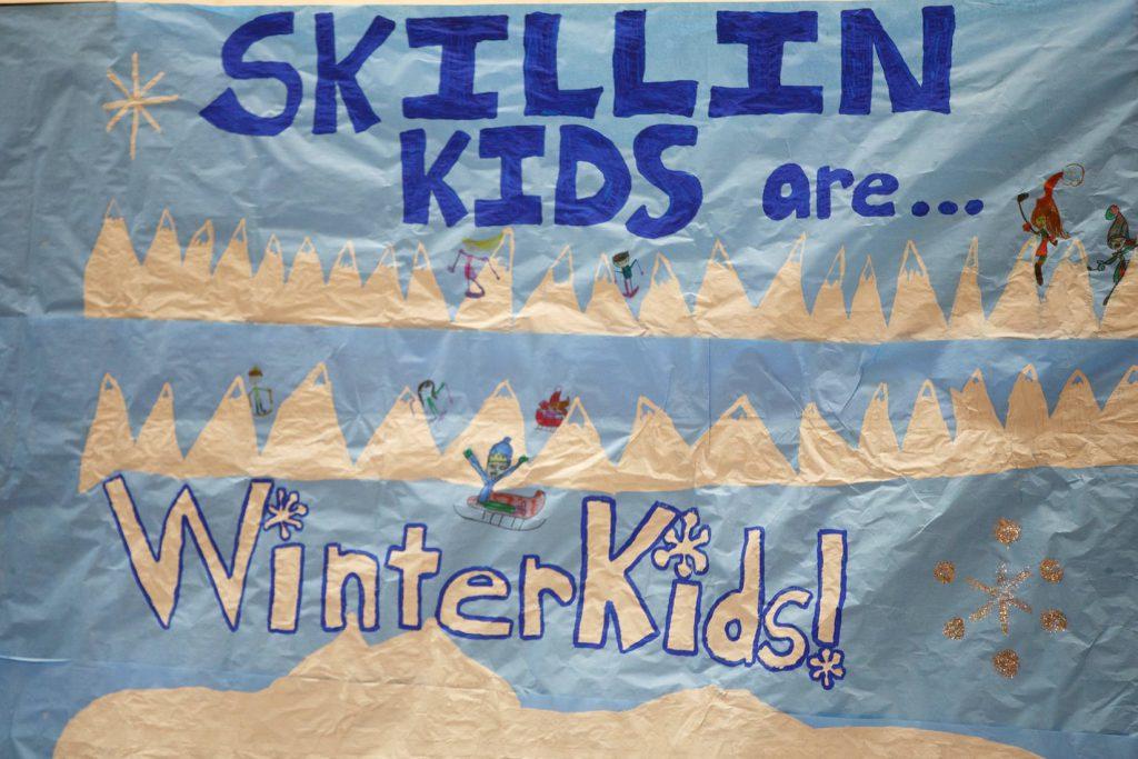 WinterKids Winter Games 2017 Skillin Opening Ceremony SDP0007