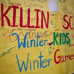 WinterKids Winter Games 2017 Skillin Silver Medal Ceremony SDP0002