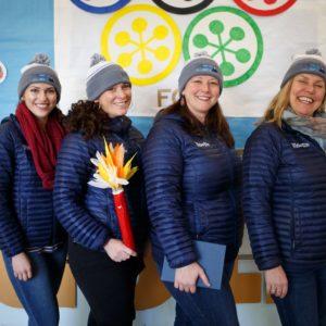 WinterKids Winter Games 2017 Skillin Silver Medal Ceremony SDP0004