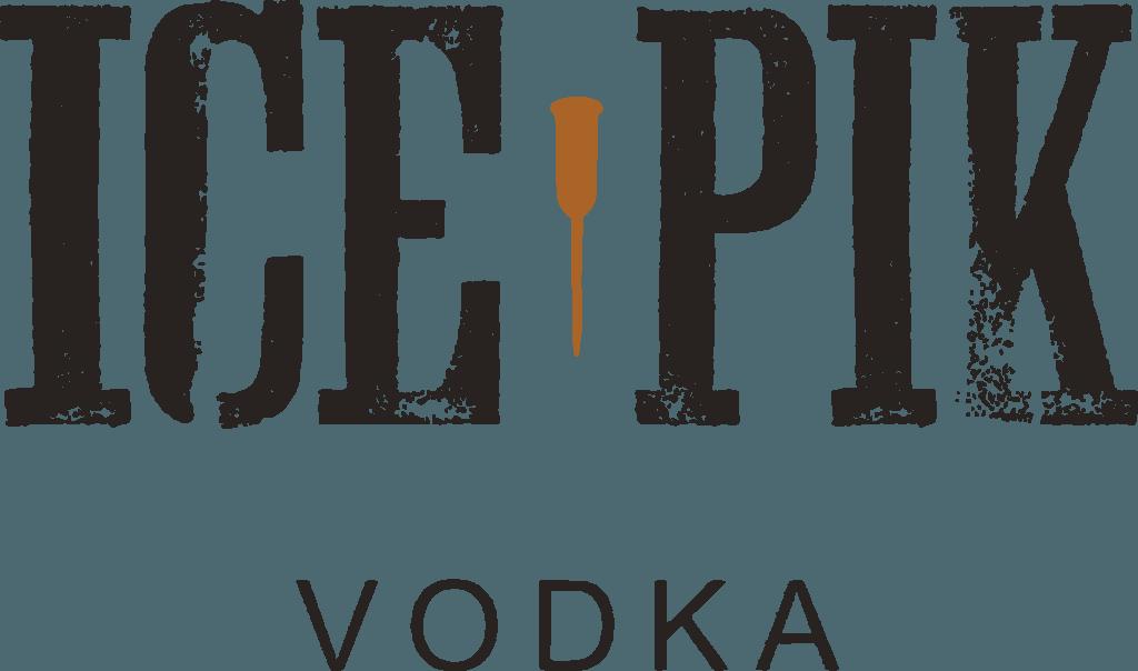 Ice Pik Vodka Logo