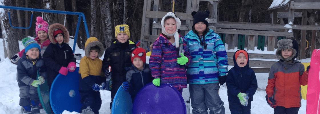 WinterKids Preschool Programs