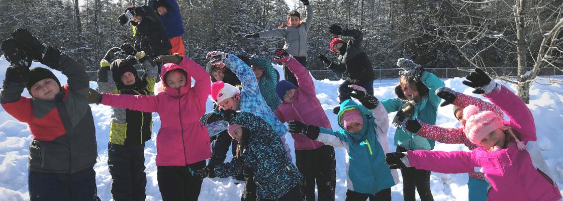 WinterKids WinterChallenge for Elementary
