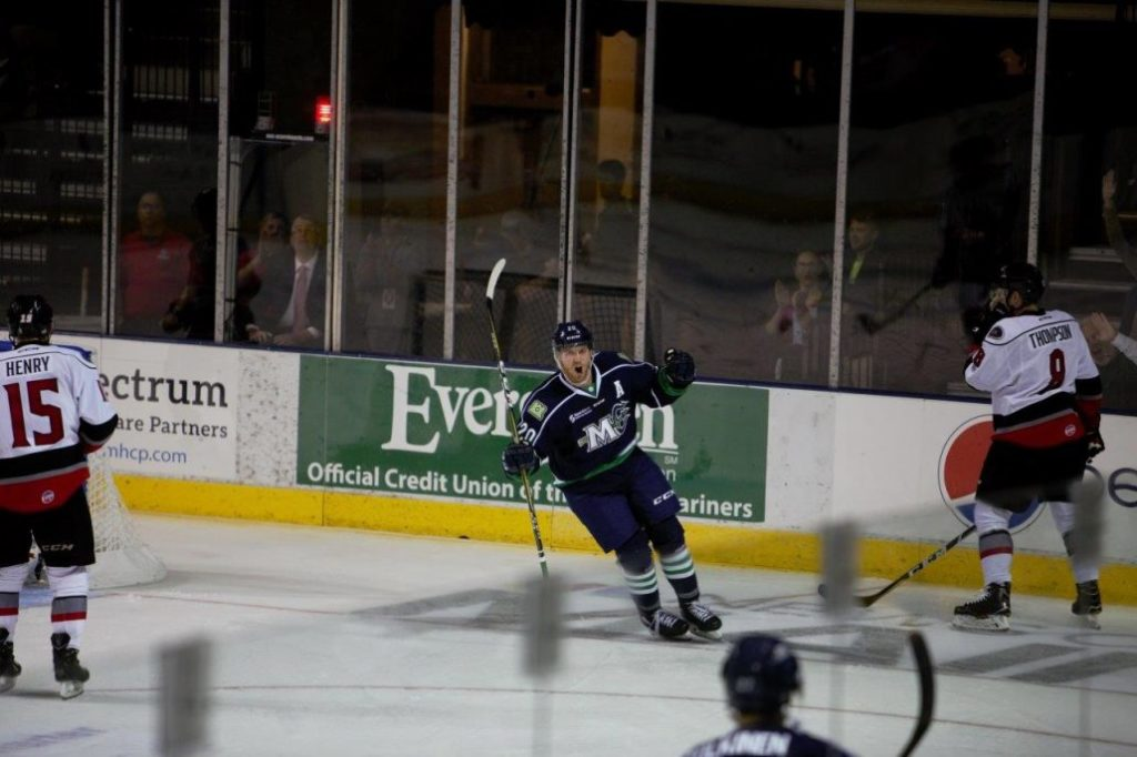 Maine Mariners Action
