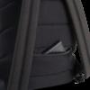 WinterKids Backpack front WinterKids Backpack top back front panels Winter mockup Zoomed in Back White