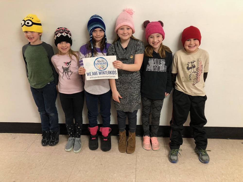 Wiscasset Elementary School Winter Games 2018