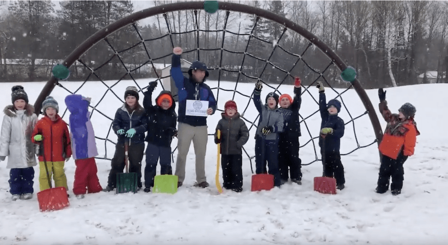 Ash Point Elementary – WinterKids Winter Games 2019