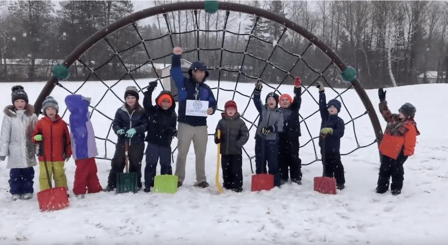 Ash Point Elementary – WinterKids Winter Games 2019