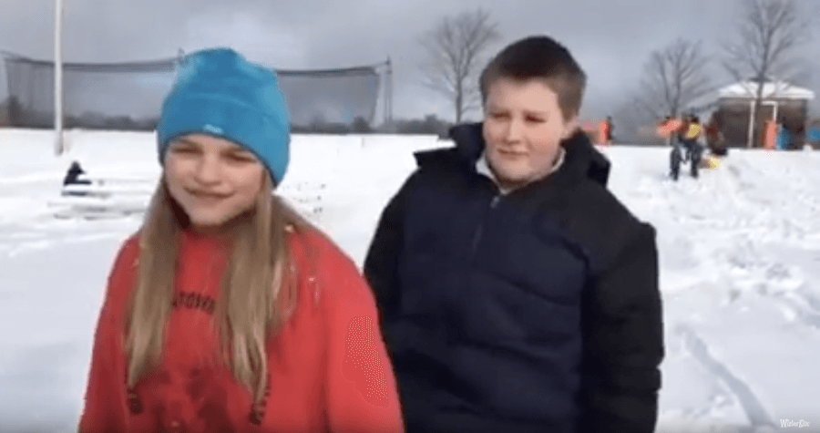 Bowdoinham Community School – WinterKids Winter Games 2019