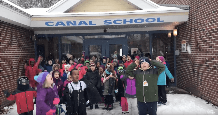Canal School – WinterKids Winter Games 2019