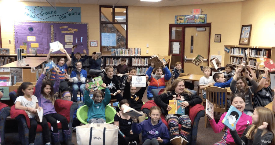 Old Town Elementary – WinterKids Winter Games 2019