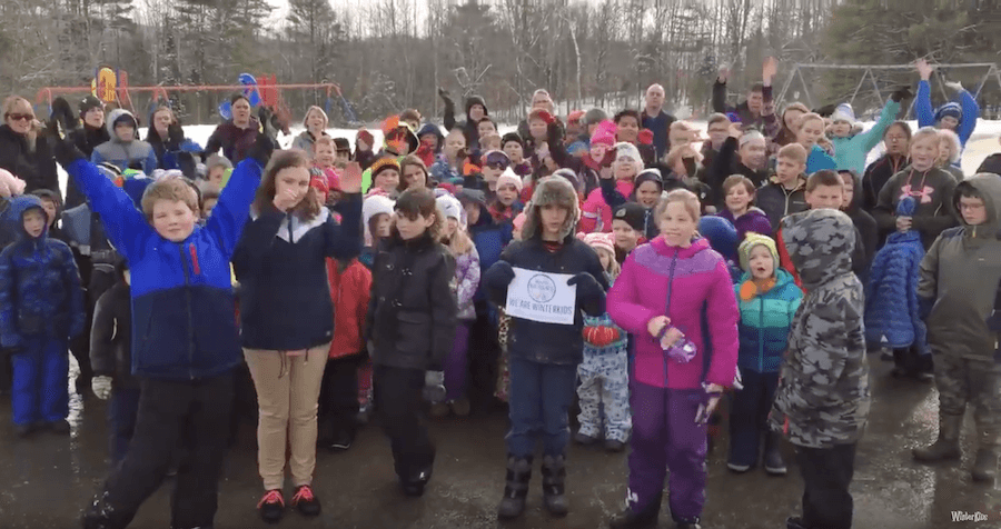 Prescott Memorial School – WinterKids Winter Games 2019