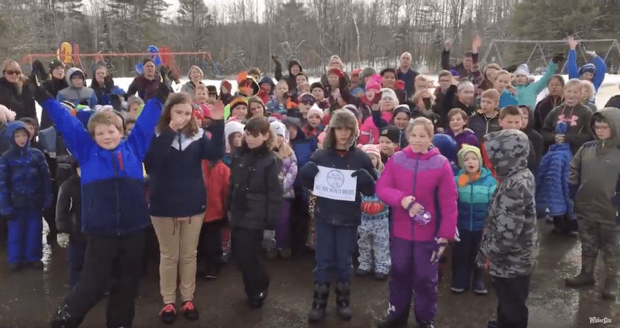 Prescott Memorial School – WinterKids Winter Games 2019