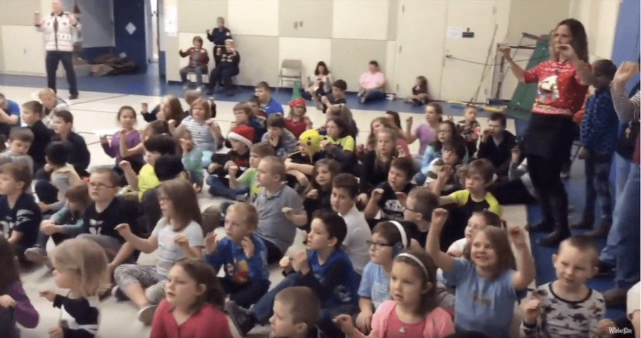 Searsport Elementary – WinterKids Winter Games 2019