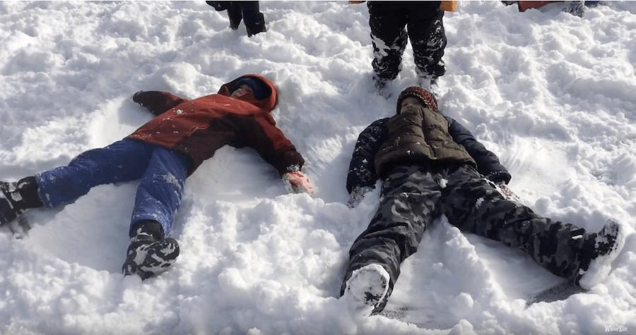 Wiscasset Elementary – WinterKids Winter Games 2019