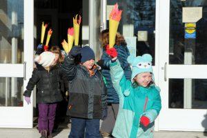 Winter Games Underway at Mallett