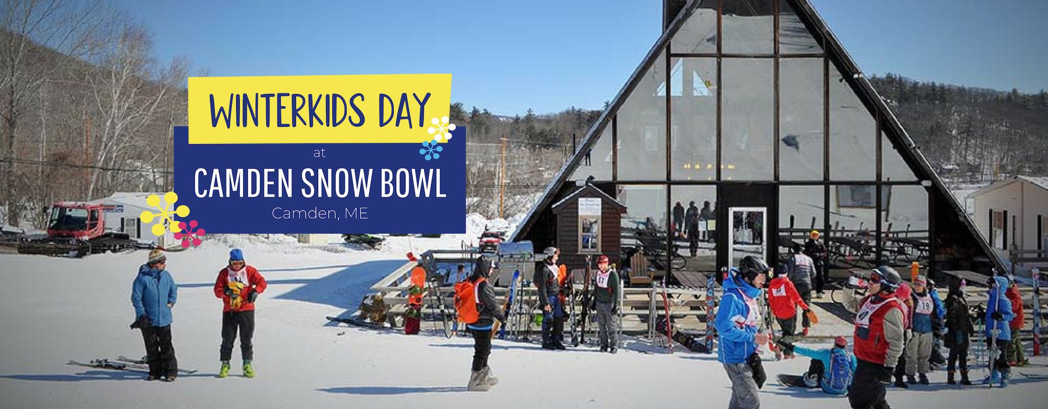 WinterKids Day Camden Snow Bowl 2019
