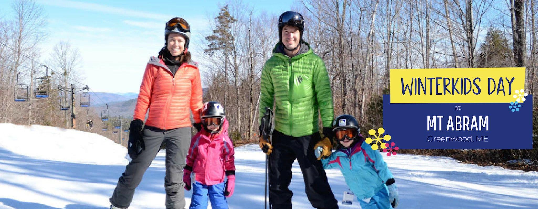 WinterKids Day Mt Abram 2019