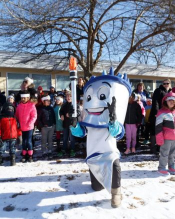 WinterKids Winter Games 2019 Opening Ceremony at Canal School 033