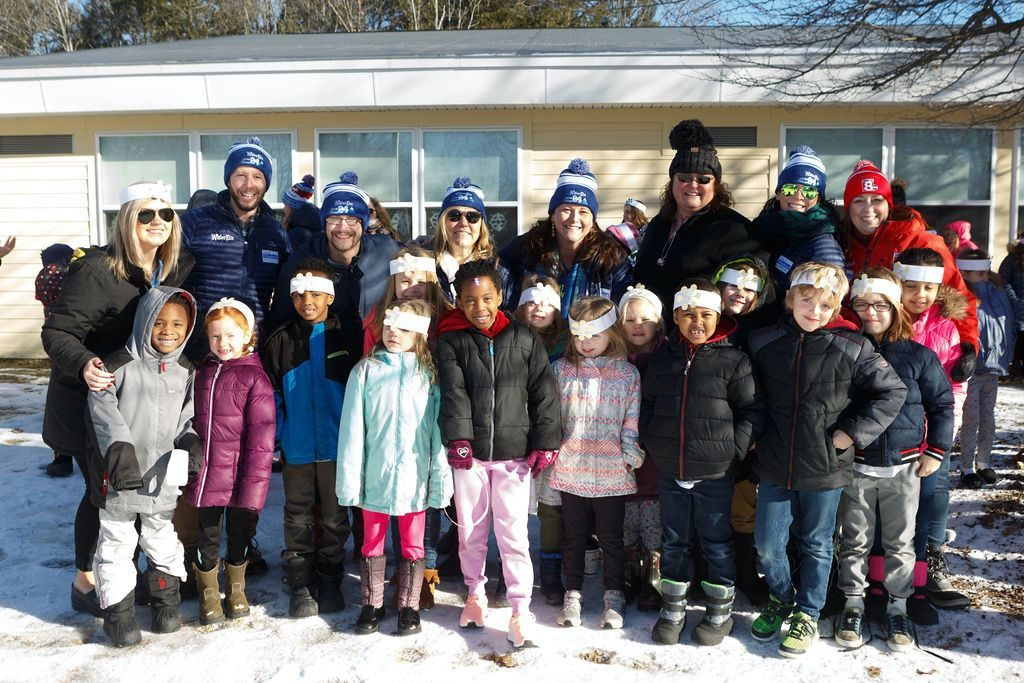 WinterKids Winter Games 2019 Opening Ceremony at Canal School 034