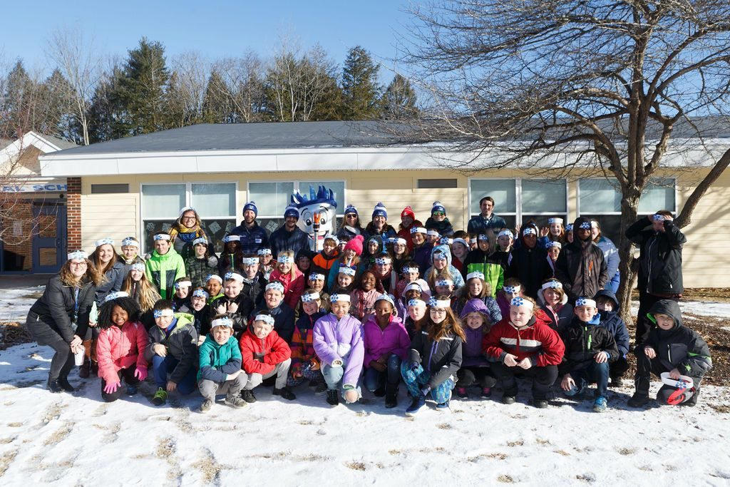 WinterKids Winter Games 2019 Opening Ceremony at Canal School 041