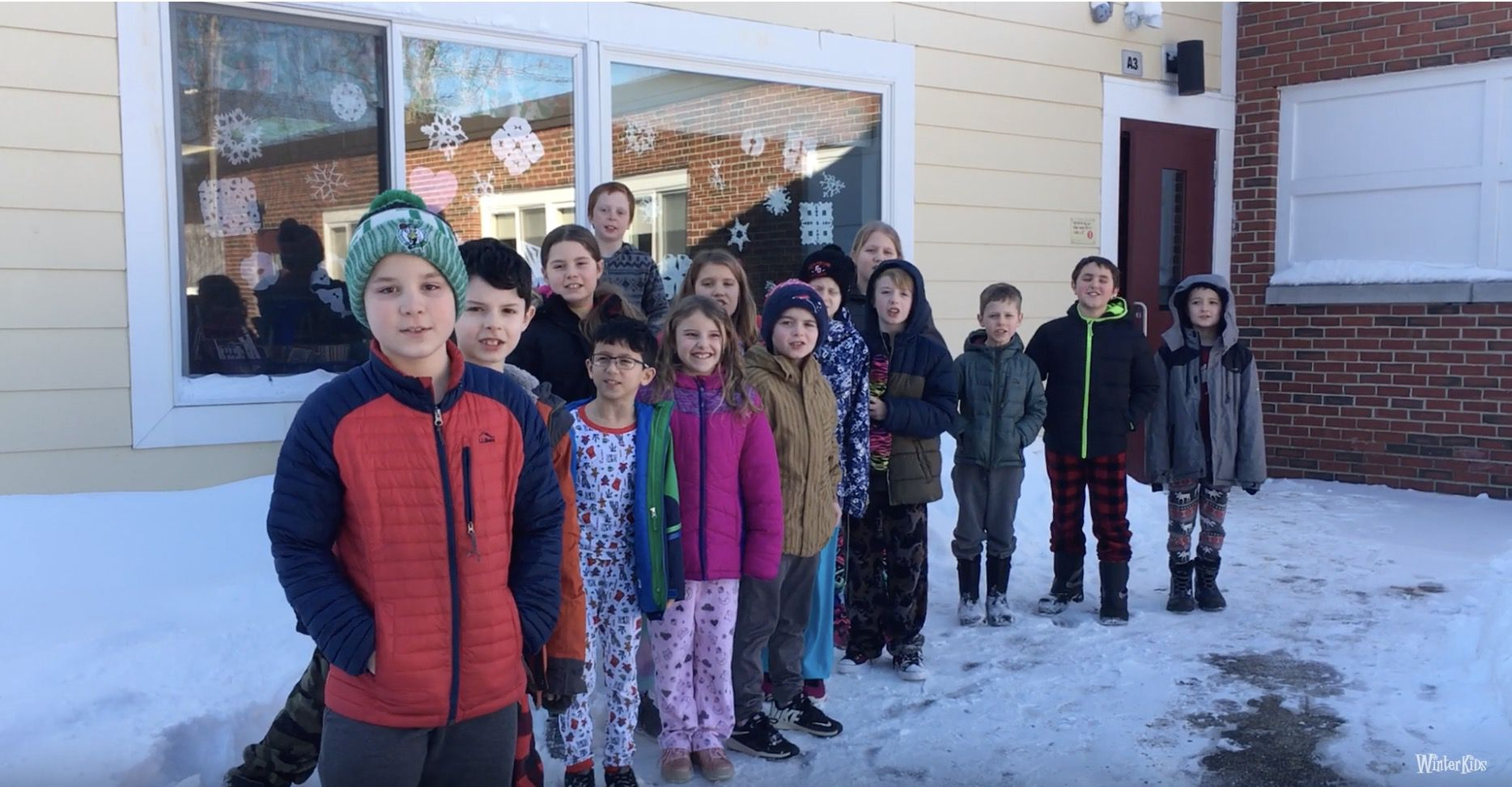 Burchard A Dunn Elementary – WinterKids Winter Games 2019