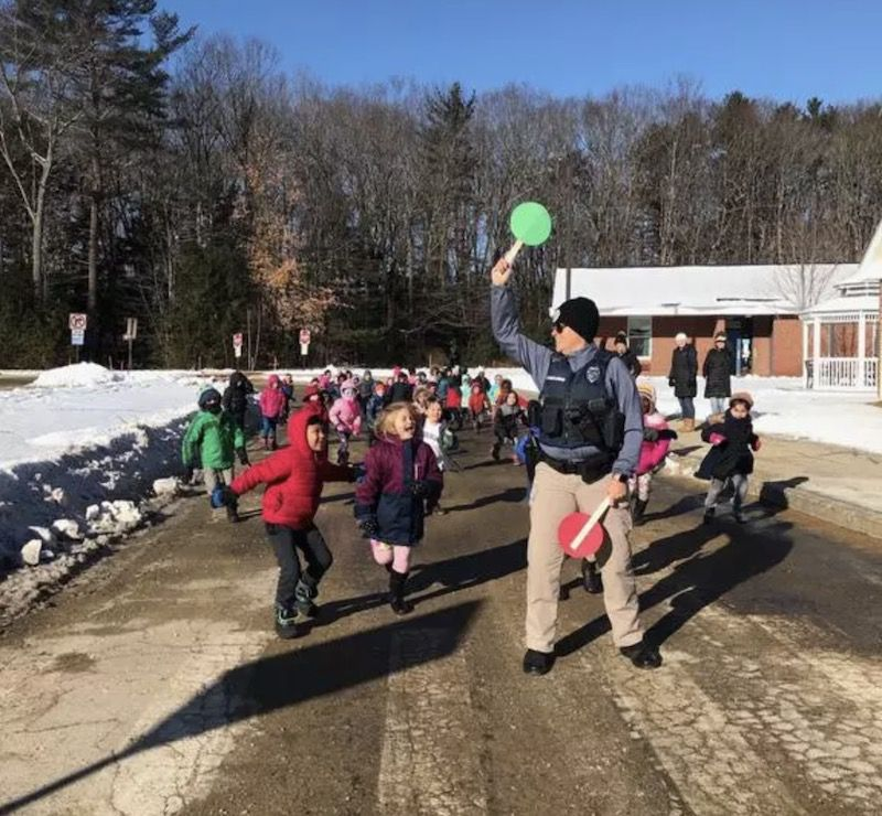 Winter Games Canal School Keep ME Current