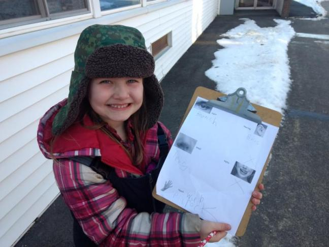 WES Students Going for Gold in Second Annual WinterKids Winter Games