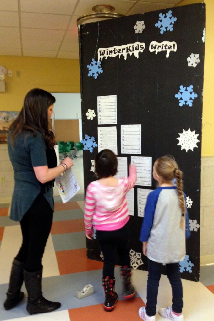 Final Week of Winter Games at Mallett