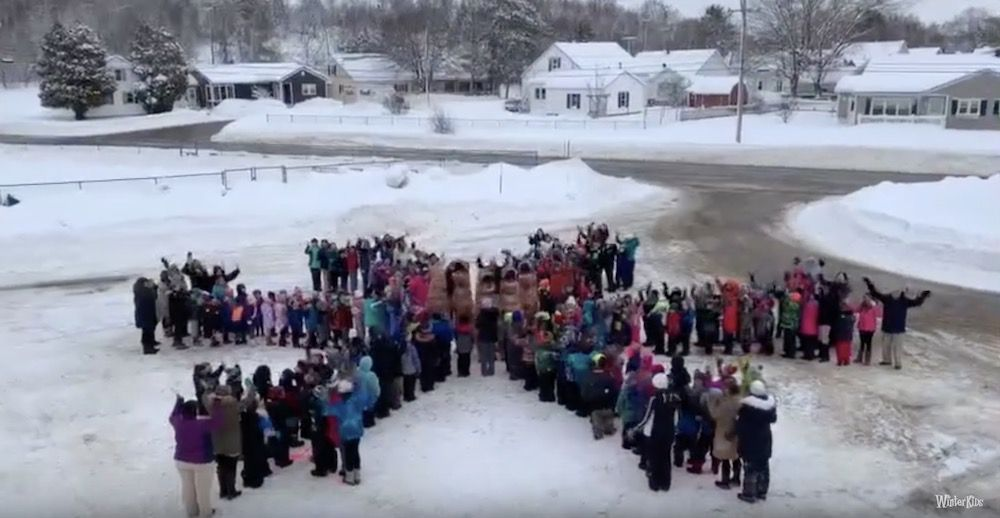 Granite Street School – WinterKids Winter Games 2019