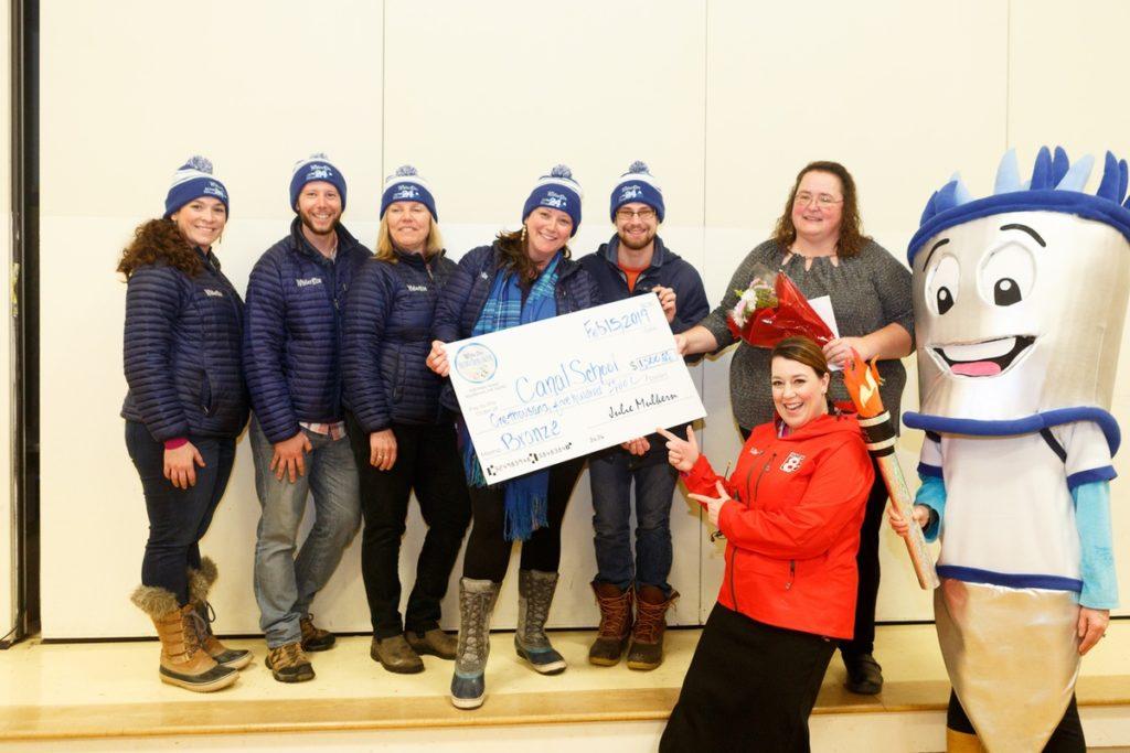 WinterKids Winter Games 2019 Canal School Award Ceremony014