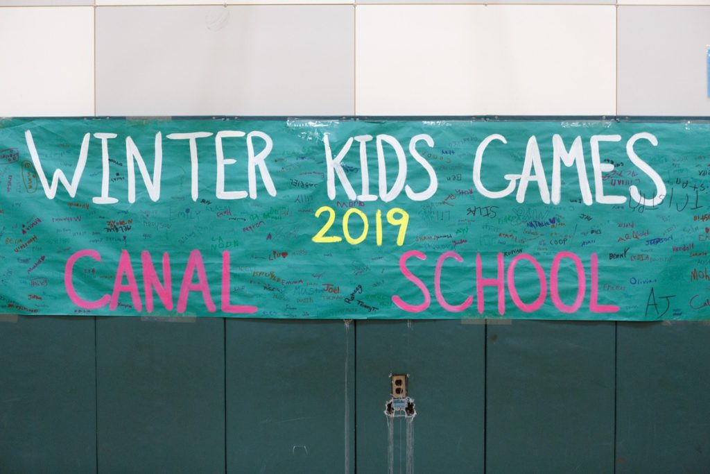 WinterKids Winter Games 2019 Canal School Award Ceremony020