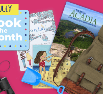 Book of the Month July WinterKids ft
