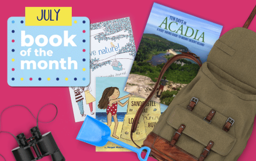 Book of the Month: Our Picks for July