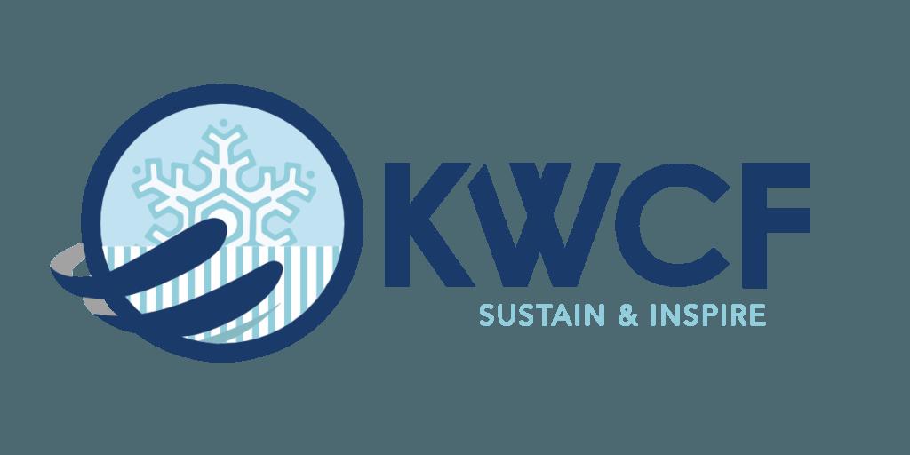 KWCF logo hoz
