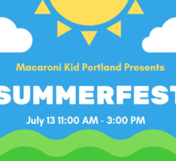 Macaroni Kid Summerfest blog featured image