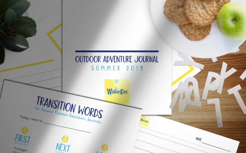 July Activity of the Month: Summer Adventure Journal