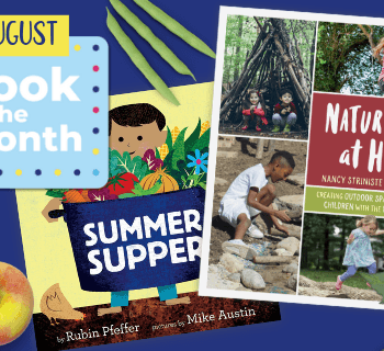 August 2019 Book of the Month ft WinterKids
