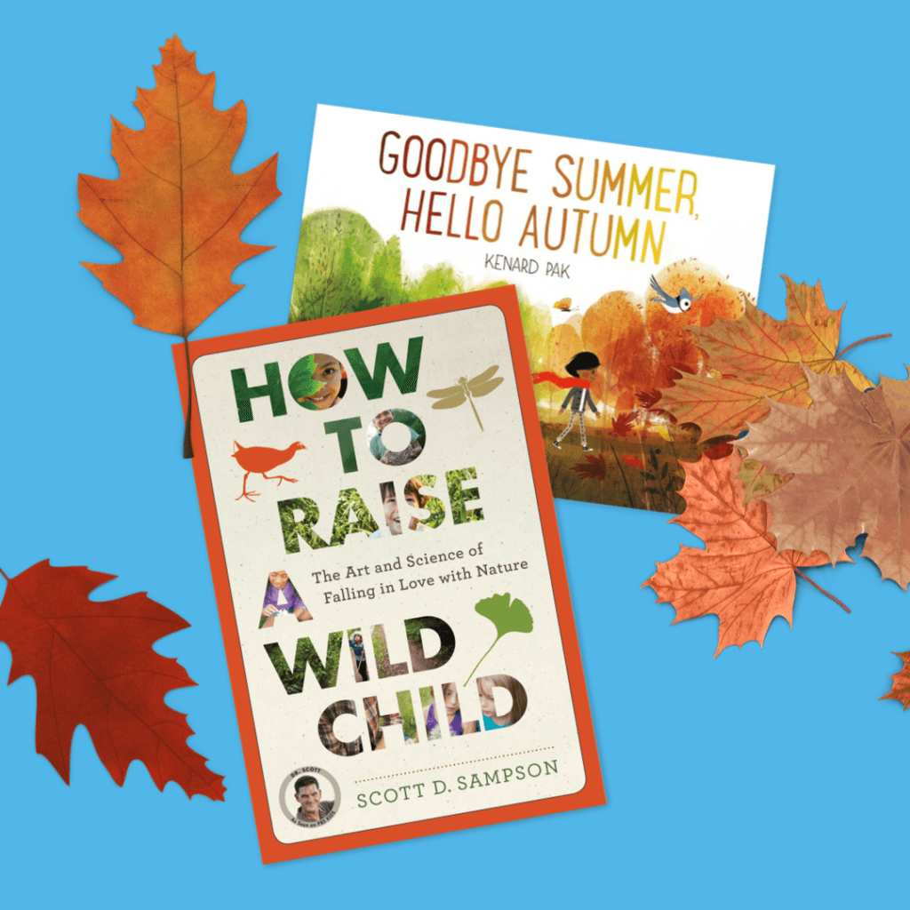 Book of the Month: Fall in Love With Nature and the Changing Seasons