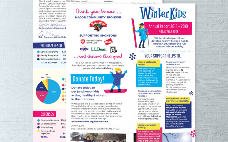 WinterKids Annual Report 2018-2019