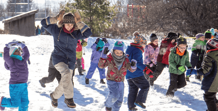 Donate Today to get (and keep) kids active, healthy, & vibrant in the outdoors.
