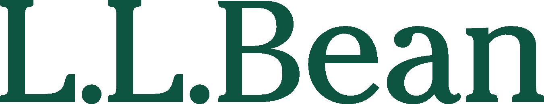 LL Bean Logo green