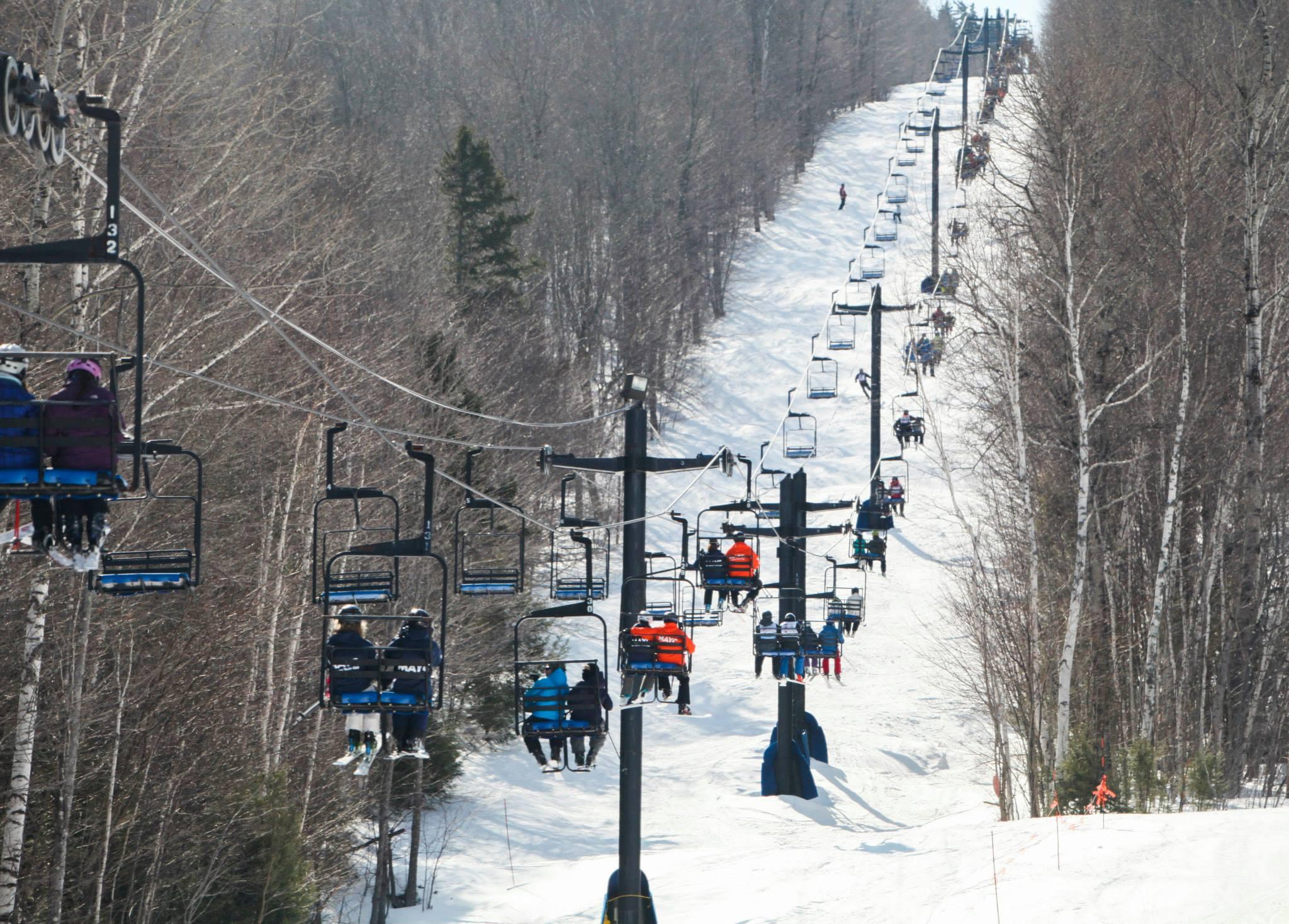 Mt Abram Ski Lifts WinterKids Thomas Agency Feature