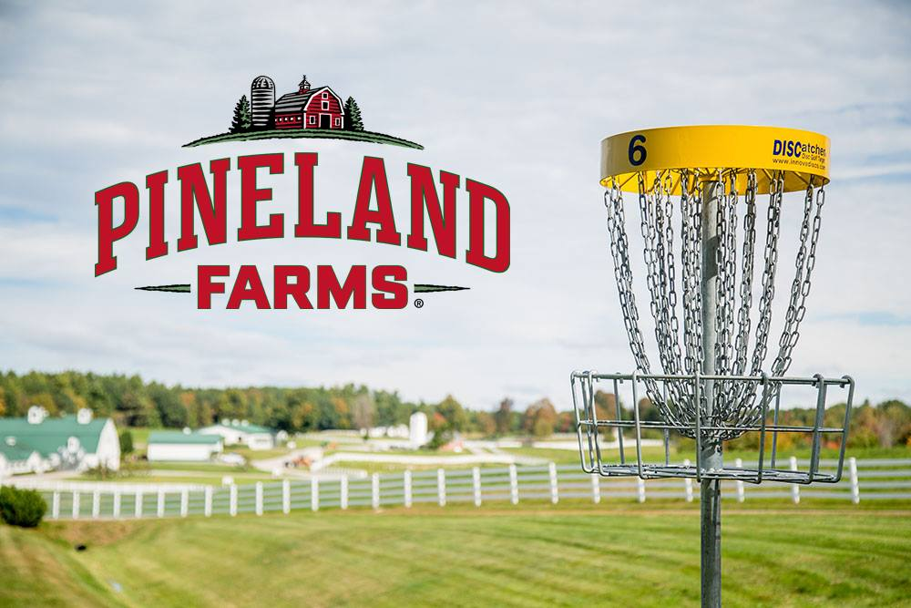 Pineland Farms Disc Golf